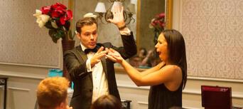 Magic Show at Melbourne Marriott Hotel Thumbnail 1