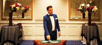 Magic Show at Melbourne Marriott Hotel Thumbnail 4