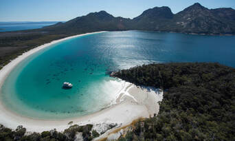 Bruny Island Wilderness Cruise and Bus Transfer from Kettering Thumbnail 3