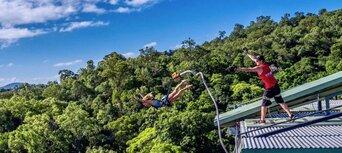 Cairns Bungy Jumping Thumbnail 5