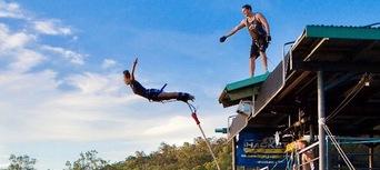 Cairns Bungy Jumping Thumbnail 1