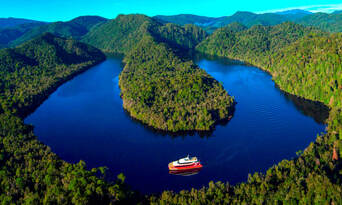 Gordon River Cruise with Lunch Thumbnail 1
