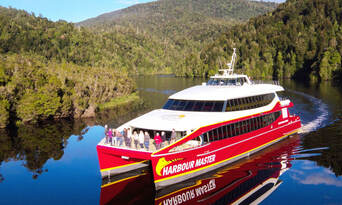 Gordon River Cruise with Lunch Thumbnail 3