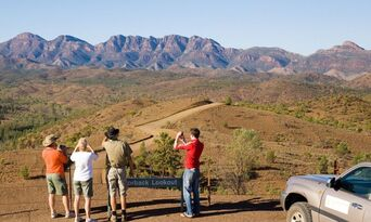 Flinders Ranges 4WD Half Day Aboriginal Cultural Tour Thumbnail 4