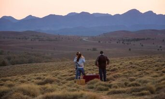 Flinders Ranges 4WD Aboriginal Cultural Sunset Tour Thumbnail 1