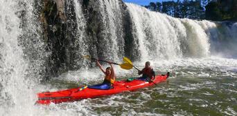 Haruru Falls Half Day Guided Tour Thumbnail 3