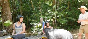 Kuranda Rainforest ATV Quad Bike Tour Thumbnail 4