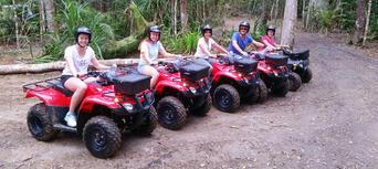 Kuranda Rainforest ATV Quad Bike Tour Thumbnail 6