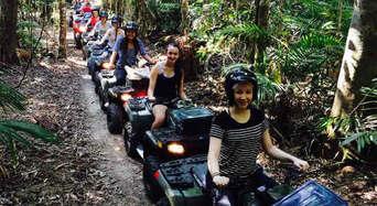 Kuranda Rainforest ATV Quad Bike Tour Thumbnail 1