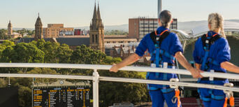 Adelaide Oval Day Roof Climb Thumbnail 2