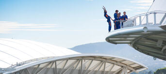 Adelaide Oval Day Roof Climb Thumbnail 3