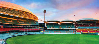 Adelaide Oval Twilight Roof Climb Thumbnail 2