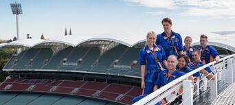 Adelaide Oval Twilight Roof Climb Thumbnail 6