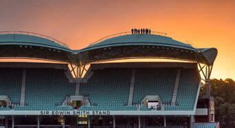 Adelaide Oval Twilight Roof Climb Thumbnail 1