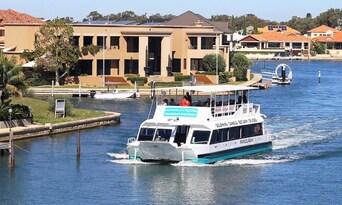 Mandurah Dolphin Watching and Scenic Marine Cruise Thumbnail 2