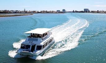 Mandurah Dolphin Watching and Scenic Marine Cruise Thumbnail 5