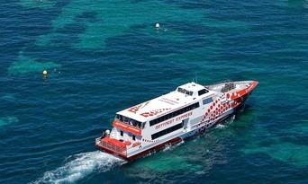Rottnest Island Ferry Transfers from Fremantle Thumbnail 1