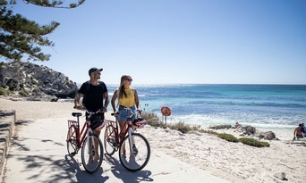 Rottnest Island Day Tour including Bicycle Hire Thumbnail 3