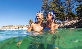 Rottnest Island Day Tour including Bike and Snorkel Hire from Fremantle Thumbnail 2