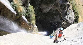 Via Ferrata Highest Experience including Heli Flight Thumbnail 1