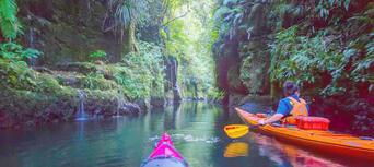 Scenic Lake Mclaren Kayak Tour Thumbnail 2