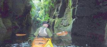 Scenic Lake Mclaren Kayak Tour Thumbnail 3