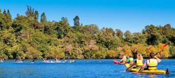 Scenic Lake Mclaren Kayak Tour Thumbnail 6