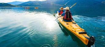 Wanaka Kayaking Day Tour Thumbnail 1