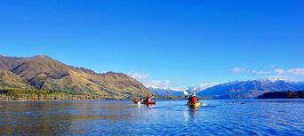Wanaka Kayaking Day Tour Thumbnail 2