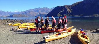 Wanaka Kayaking Day Tour Thumbnail 3