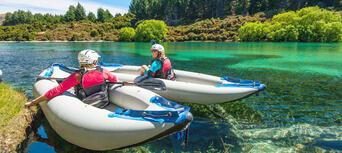 Wanaka Kayaking Day Tour Thumbnail 4