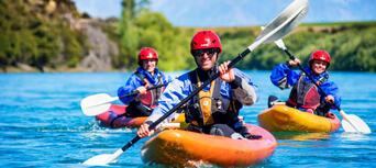 Wanaka Kayaking Day Tour Thumbnail 5