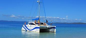 Fraser Island Half Day Eco Sailing Adventure Thumbnail 1