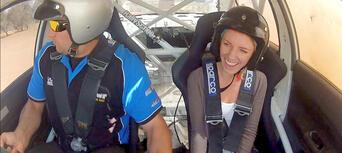 Brisbane Rally Car Hotlap Ride Thumbnail 3