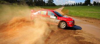 Brisbane Rally Car Hotlap Ride Thumbnail 6