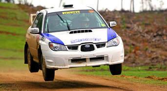 Brisbane Rally Car Hotlap Ride Thumbnail 1