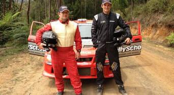 Brisbane Rally Car XLR8 Pack Thumbnail 1