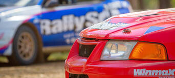 Brisbane Rally Car 2 Car Blast 16 Lap Thumbnail 4