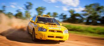 Brisbane Rally Car 2 Car Blast 16 Lap Thumbnail 5
