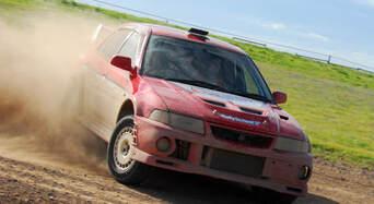 Brisbane Rally Car 2 Car Blast 16 Lap Thumbnail 1