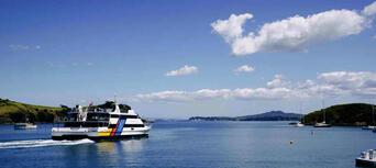 Waiheke Hop On Hop Off Explorer Bus & Ferry Journey Thumbnail 5