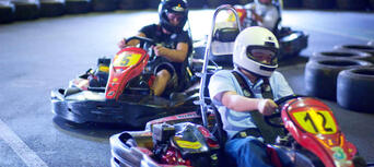 Melbourne Indoor Go Karting Thumbnail 4