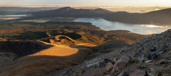 Guided Tongariro Crossing Tour with Lord of The Rings Highlights Thumbnail 4