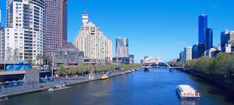 Melbourne City to Williamstown 2 hour Return Cruise Thumbnail 5