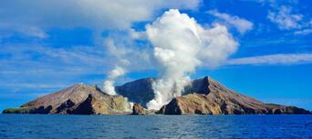 Guided White Island Volcano Tour with Rotorua Transfers Thumbnail 1