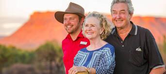 4 Day Kata Tjuta Uluru and Kings Canyon Tour Thumbnail 3