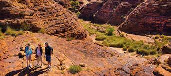 4 Day Kata Tjuta Uluru and Kings Canyon Tour Thumbnail 4