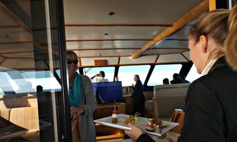 Augusta VIP Captains Lounge Whale Watching Experience Thumbnail 2