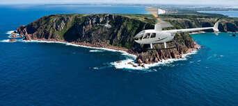 Phillip Island Cape Woolamai Helicopter Flight Thumbnail 2