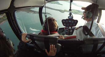 Phillip Island Cape Woolamai Helicopter Flight Thumbnail 1